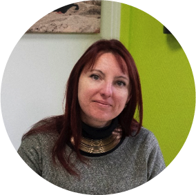 Maud GEORGET, directrice de l'agence Handishare Interim
