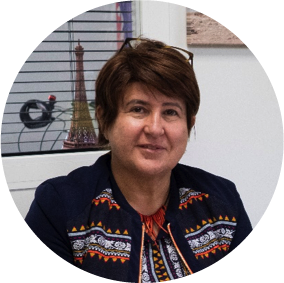 Patricia GROS MICOL, présidente d'Handishare