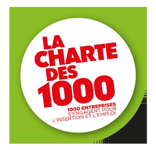 Charte des 1000